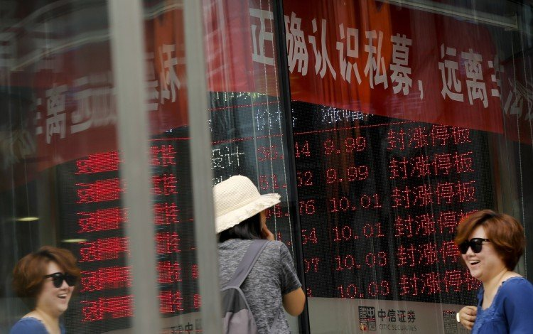 Traders Shift Attention to Chinese Brokerages as Crackdown Continues on Financial Industry