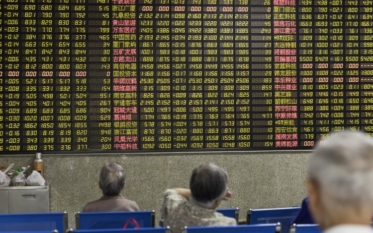China's Huge Number Of Oversold Stocks Signals Bearish Times Ahead