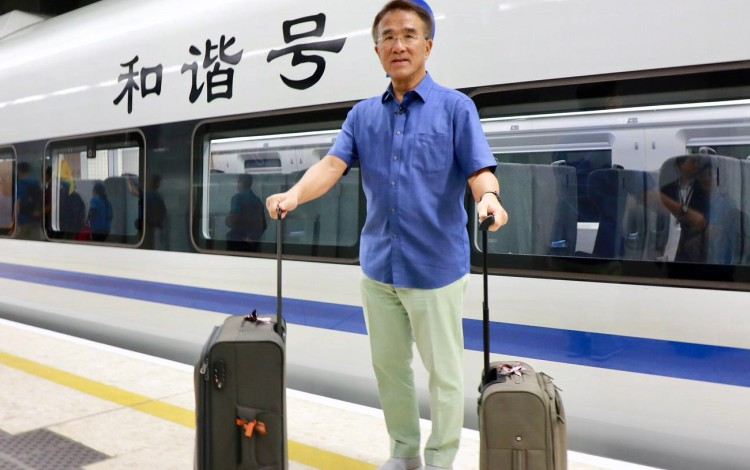 Passenger Chaos Across Border Marks 'striking Imbalance' In Commuter Flows On Hong Kong's High-speed Rail Link: Michael Tien