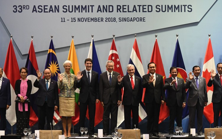 South China Sea: Asean, Beijing Continue To Work Towards Code Of Conduct