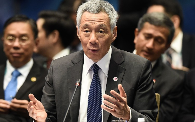 Singapore Leader Lee Hsien Loong Warns Region May Have To Choose Between China And US