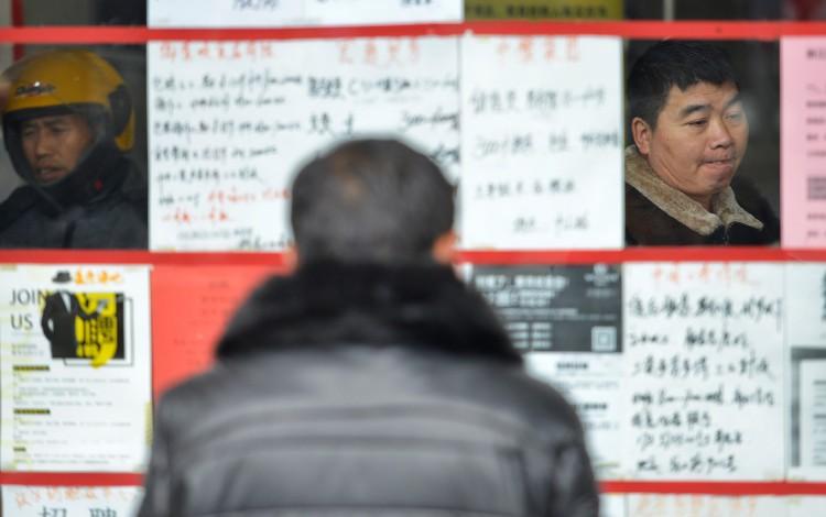 China's Job Market Has Worsened Amid Trade War, Sharper Slowdown Ahead, Nomura Report Suggests