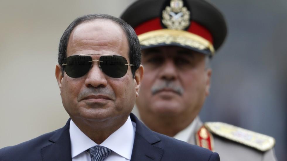 8d7254194cb reuters.com President el-Sisi warns Islamic State militants from Iraq