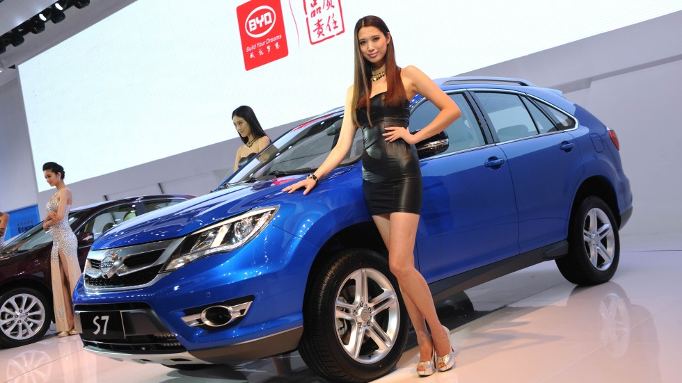 BYD raises cash, junks traditional cars | South China Morning Post