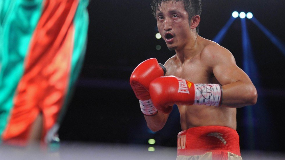 Boxer zou shiming nearly pays price for pre fight candy bar snack unus alladin malvernweather Gallery