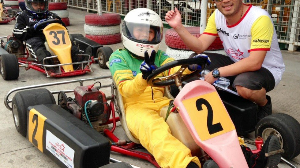 Top racer Darryl O\'Young starts course for children | South China ...