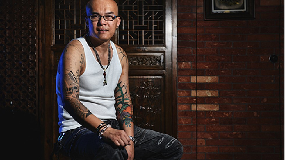 Tattoos not just for triads says artist and convention for Tattoo hong kong