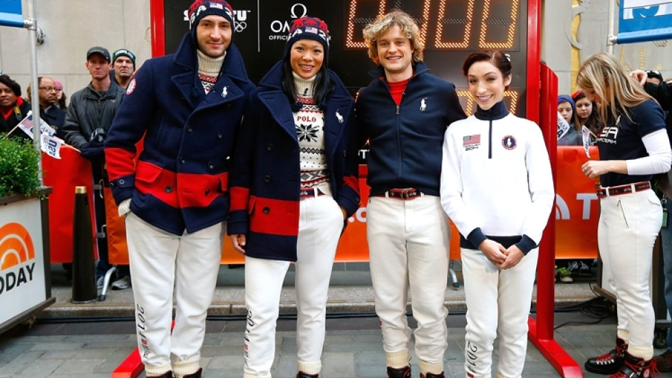 409e1a0743a Team USA s Olympics gear made entirely in America