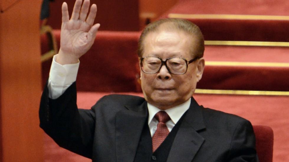 Jiang zemin wife sexual dysfunction