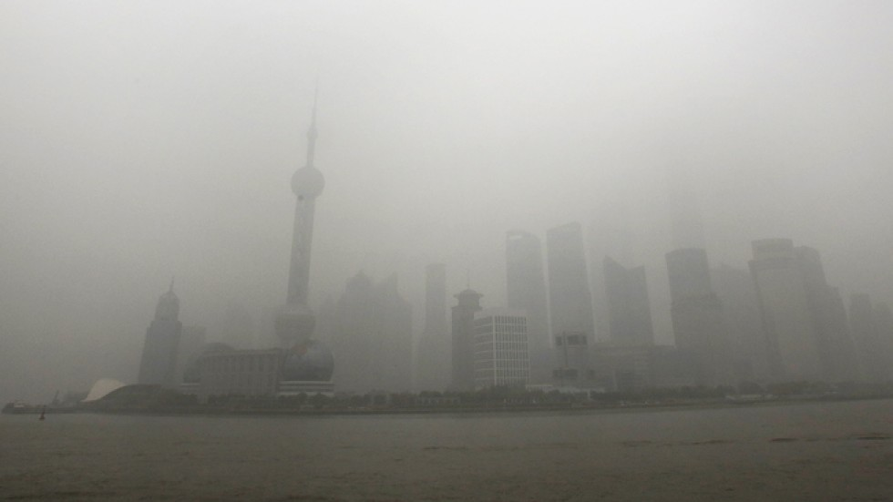 Smog? It bolsters military defence, says Chinese ...