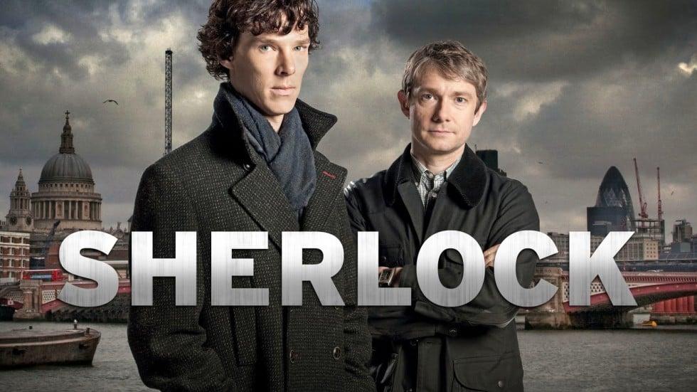 Myndaniðurstaða fyrir sherlock holmes bbc