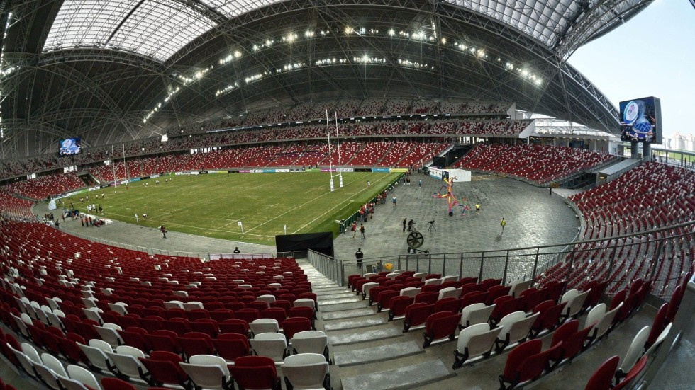 Singapore Opens Glittering New National Stadium South