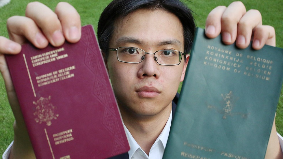 Belgian man stateless in hong kong after losing citizenship when danny lee ccuart Gallery