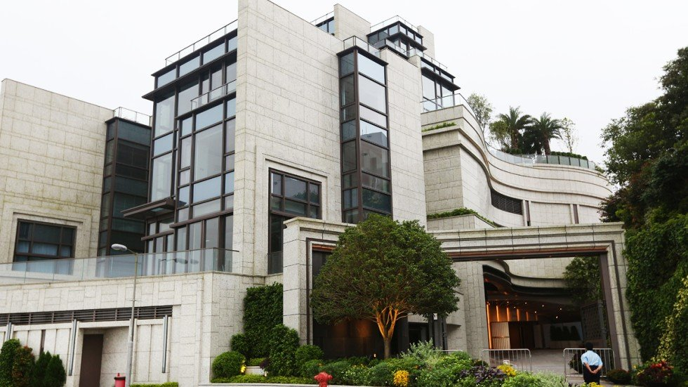 For sale HK819m house on Hong Kongs Peak is worlds most