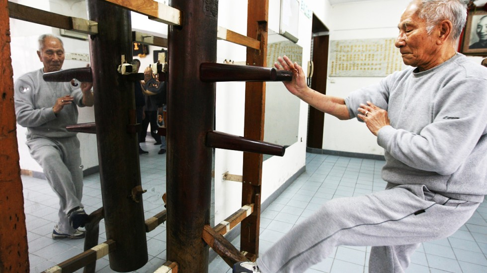 Wing Yip Restaurant >> Chinese kung fu masters battle over inheritance of Yip Man's Wing Chun legacy | South China ...