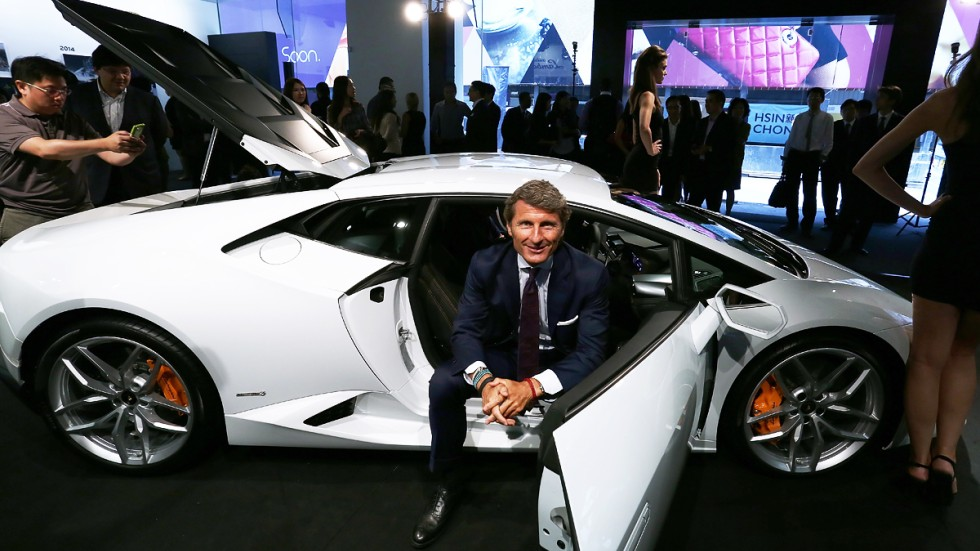 lamborghini sees strong chinese demand for its new 39 supercar 39 south china morning post. Black Bedroom Furniture Sets. Home Design Ideas