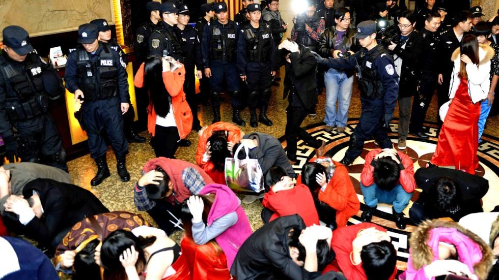 Dongguan sex massage