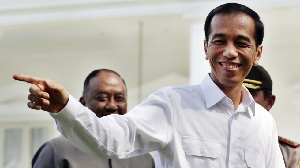 Call me jokowi says indonesias informal new president joko widodo ap reheart Images