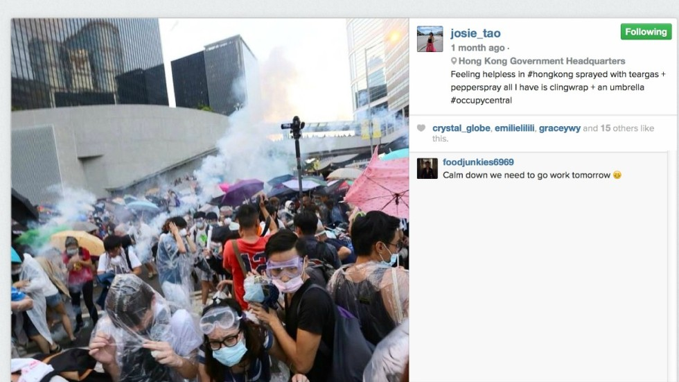 The role of social media in Occupy protests, on the ground ...