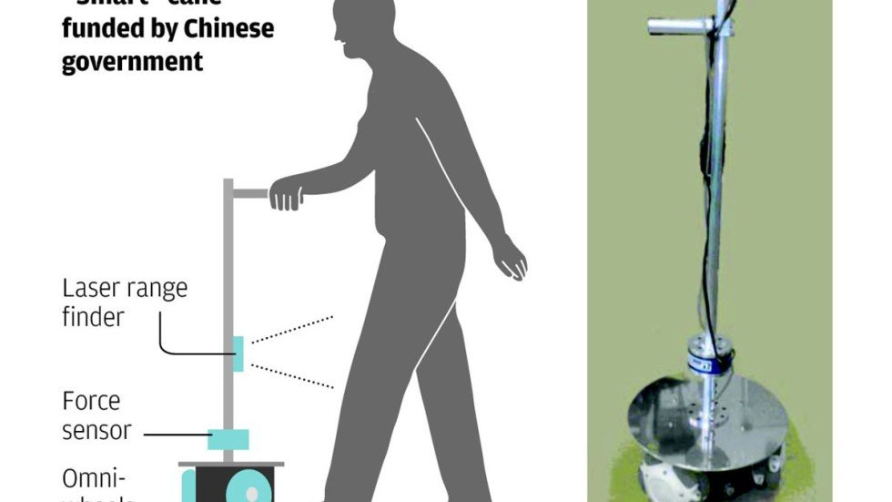 Smart Walking Cane Could Soon Stand The Test Of Time