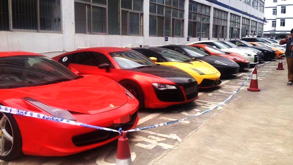Hong Kong Luxury Car Owners Arrested In Shenzhen After Hitting 251km