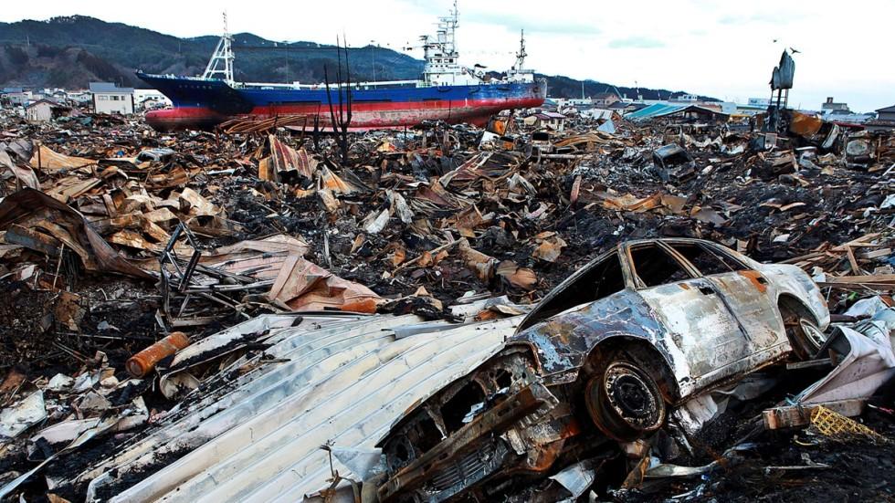 Japanese Tsunami 2011 | South China Morning Post