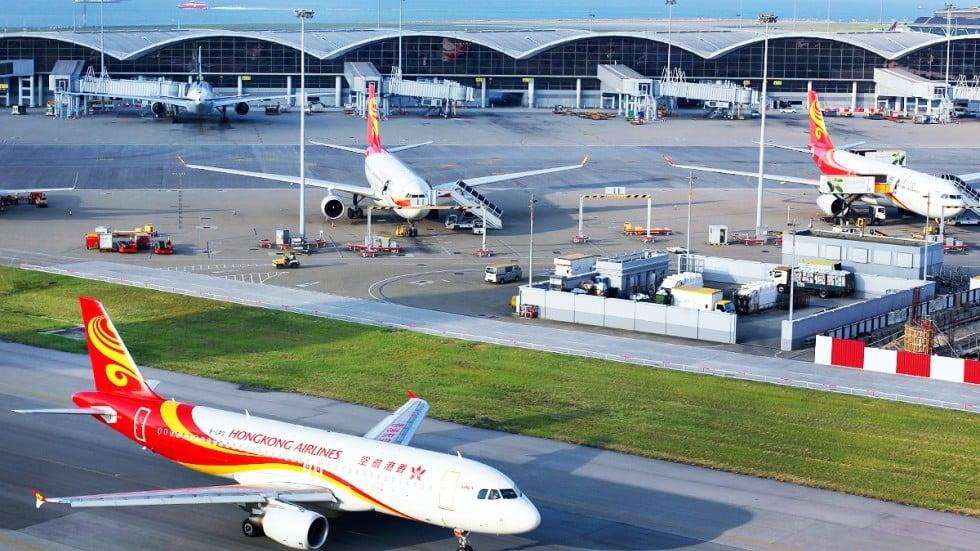 Hasil gambar untuk HONG KONG INT'L AIRPORT