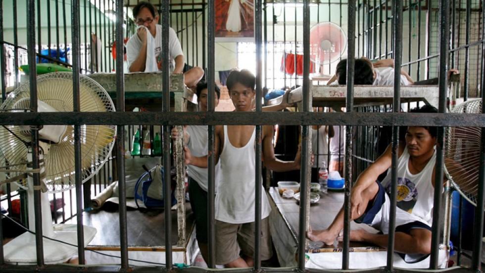 Cebu guv did not order stripping of inmates - SUNSTAR