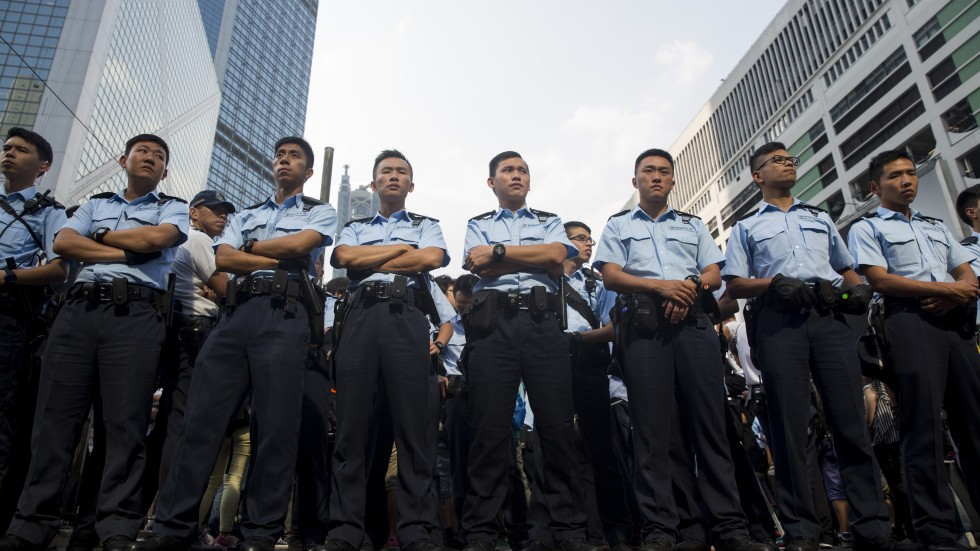 Hong Kong Police Force Set For Manpower Boost After