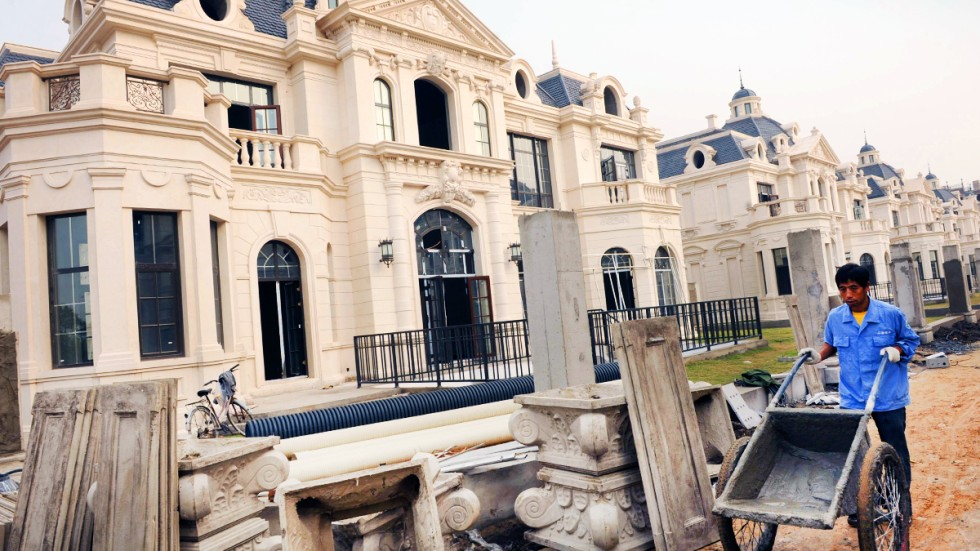 Chinese developers to raise luxury home prices in prime for Luxury home developers