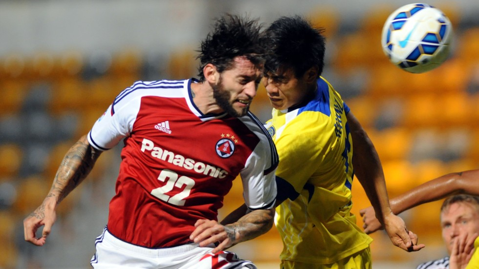 d12bf541bf3 Not much spark in South China s 3-0 win over Global in AFC Cup ...