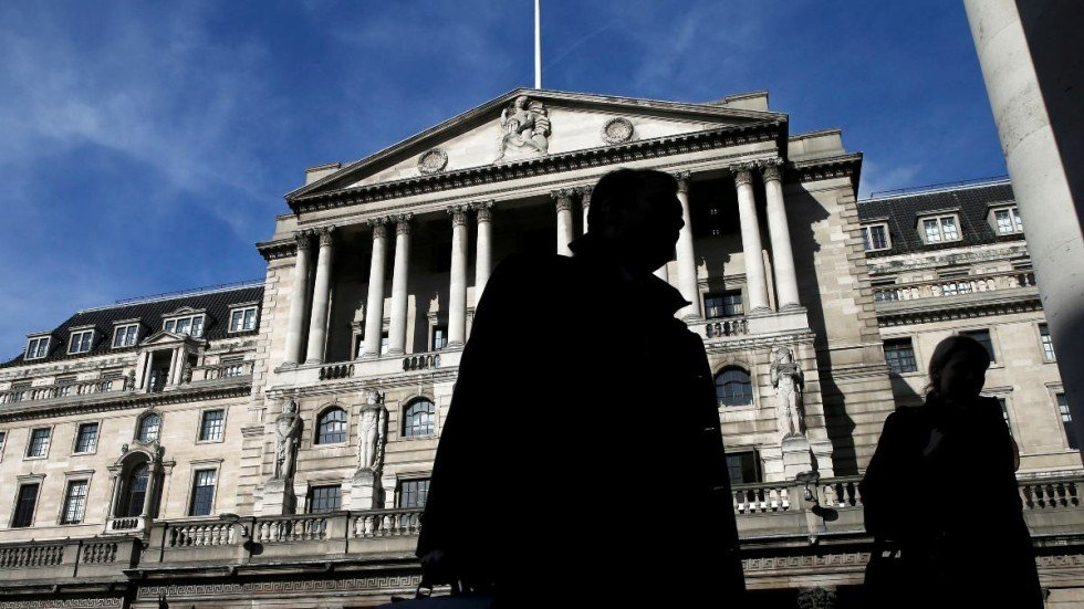 bank of england s secret eu exit study accidentally emailed to