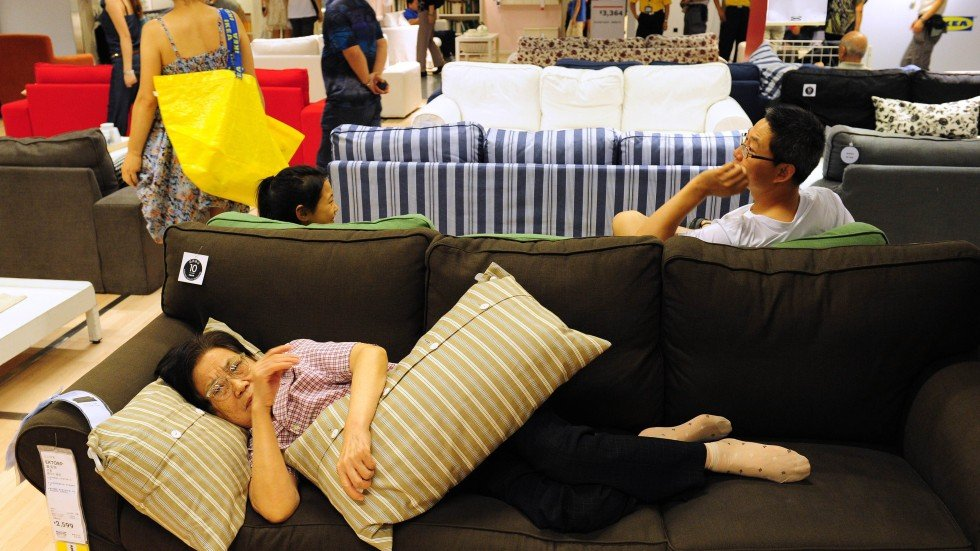 Space Saving Beds Ikea move over ikea: space-saving foldable furniture may be just a