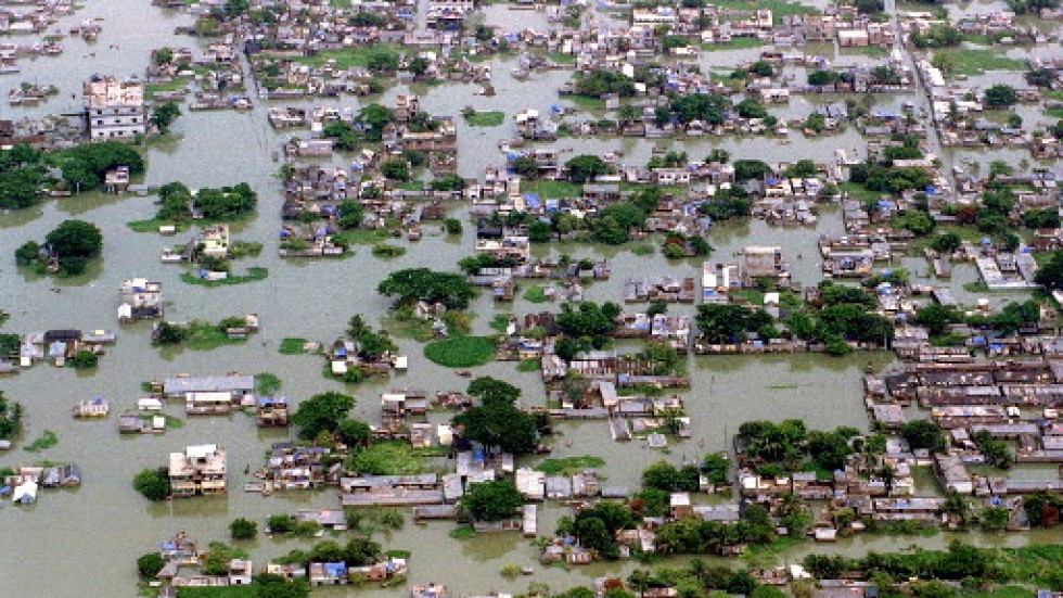 Recent Natural Disasters In Asia