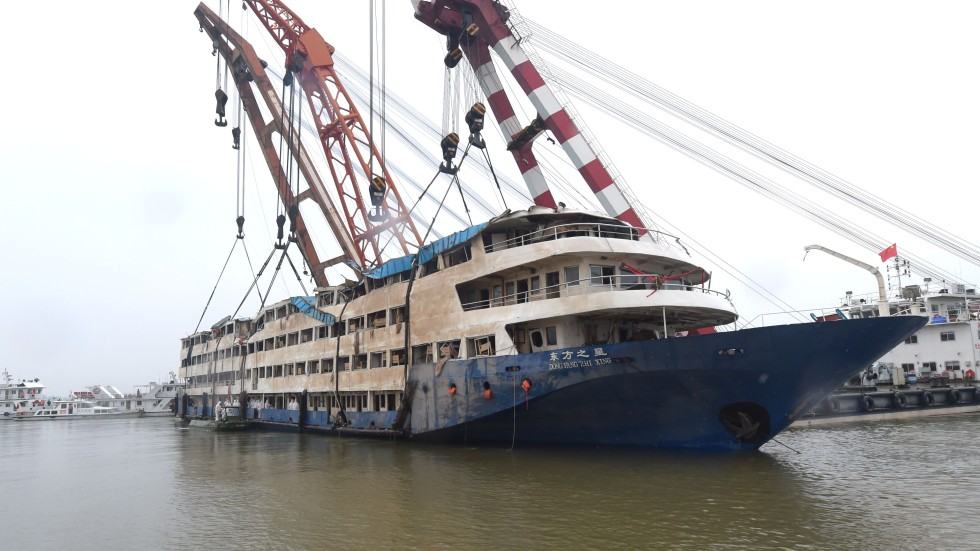 Team Of Experts To Investigate Yangtze Cruise Ship Disaster - What was the last cruise ship to sink