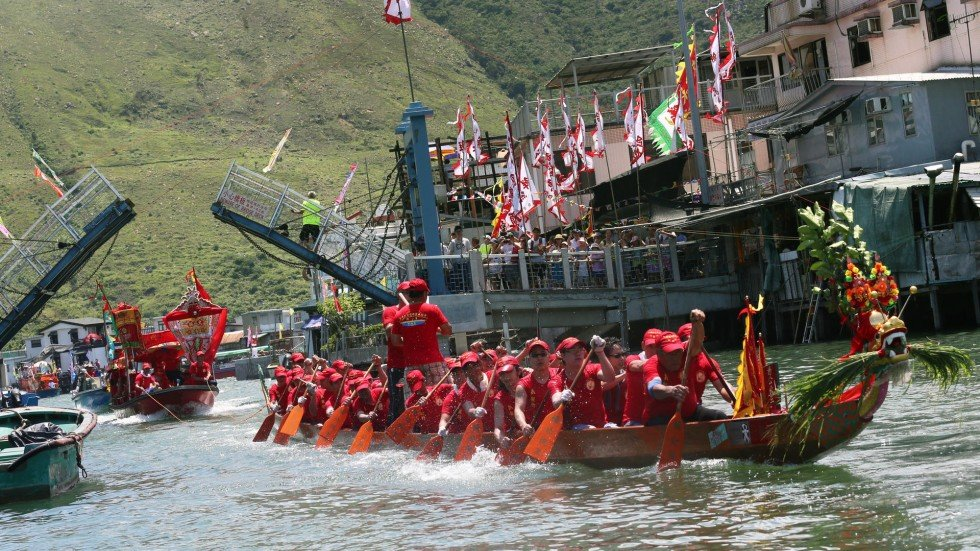 Mapped Seven Best Places In Hong Kong To Dragon Boat Races