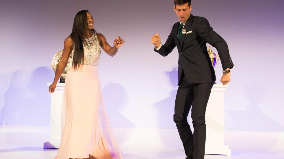 Counting cost of developing next Serena, Djokovic