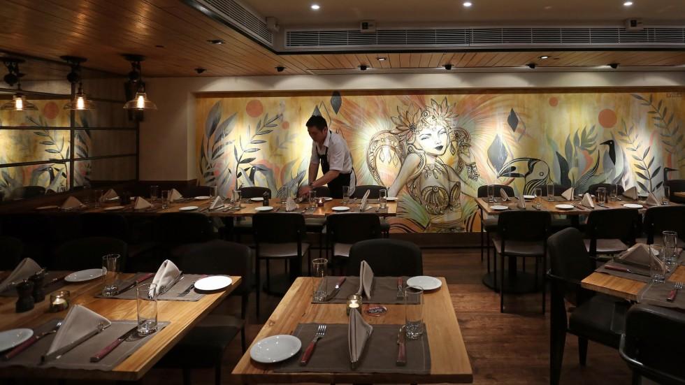 Restaurant review braza churrascaria brazilian steakhouse