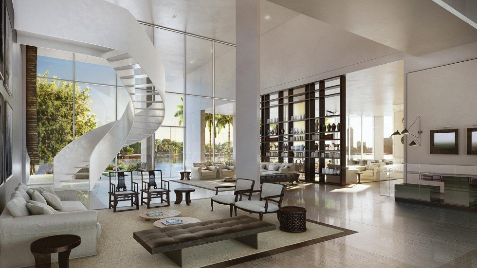 Miami luxury property developer finds a little feng shui goes a