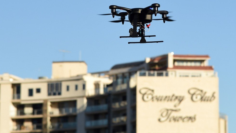 Chinas Ehang Gets Us42 Million To Expand Commercial Use Of Drones