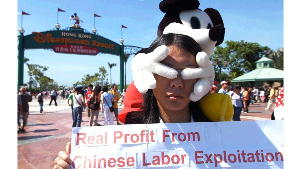 ethical issues of hong kong disneyland Nowadays, advanced corporations put corporate social reponsibility and  ethical issues high up on their agenda recent reports of local.