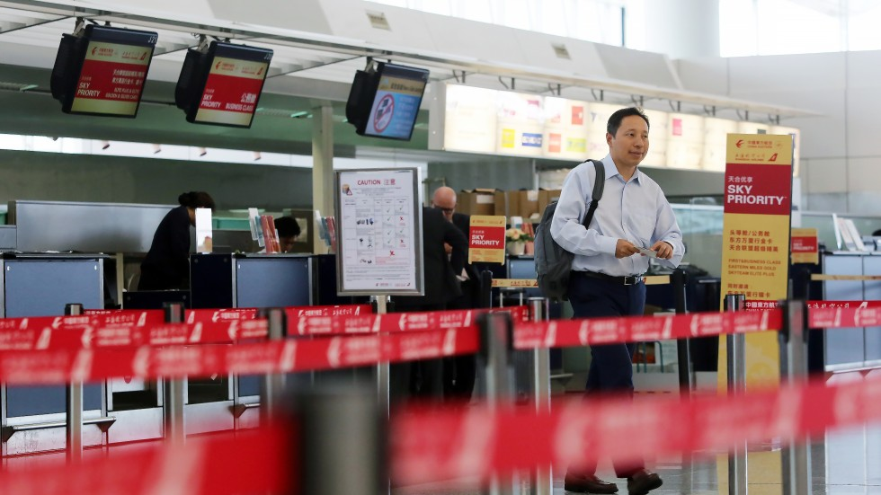 New Self Service Bag Drop System Will Cut Check In Times