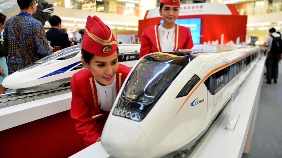 "Résultat de recherche d'images pour ""china, new speed train, china, Jakarta - Bandung, project"""