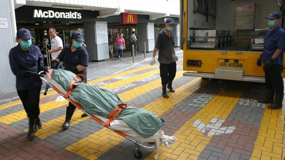 Homeless Woman Found Dead At Hong Kong Mcdonald S 24 Hours