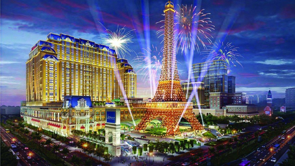 First Look Inside The Us 2 7 Billion Parisian Macao