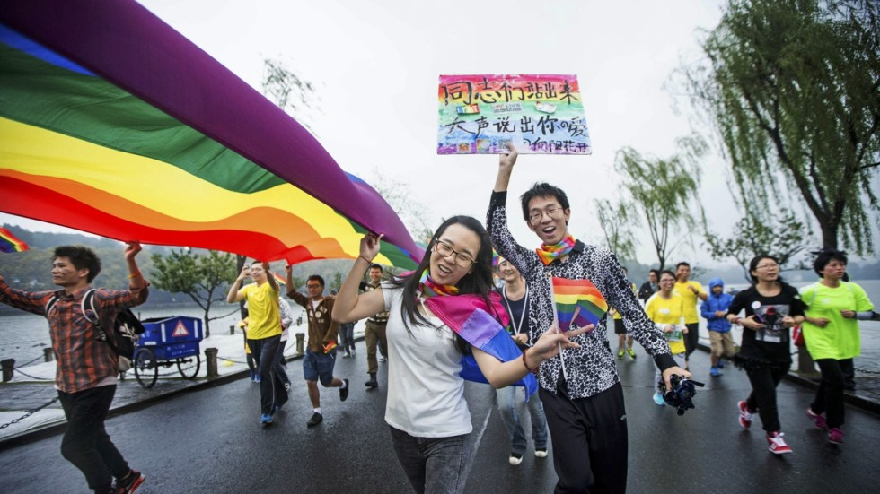 Rights for same sex marriage