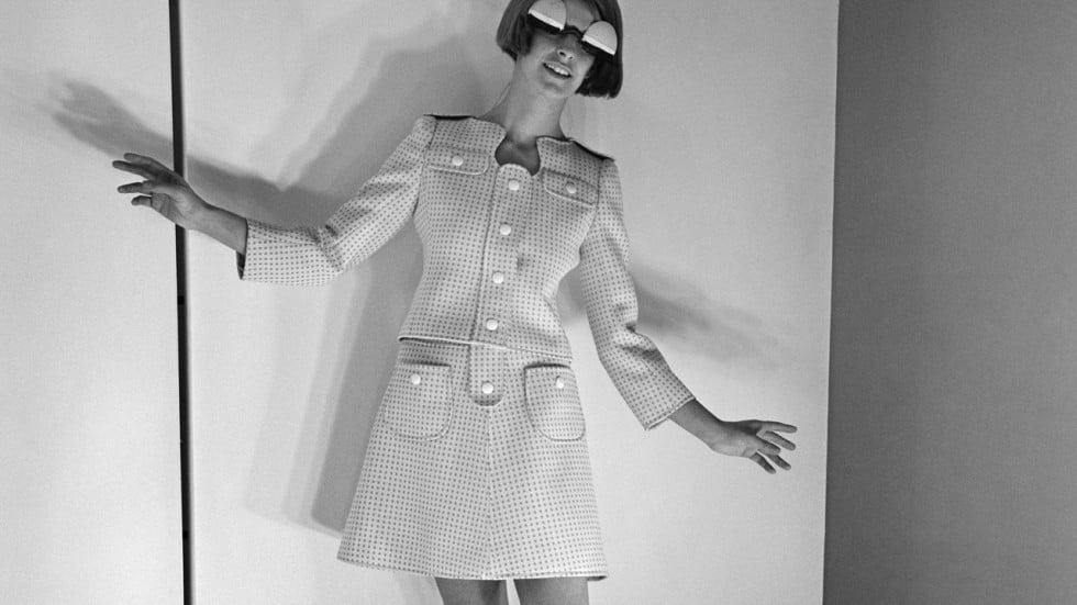 Andre Courreges, designer who gave the world the miniskirt ...