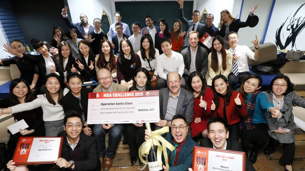 Hong kong students put business plans into action to raise money for christy leung malvernweather Image collections