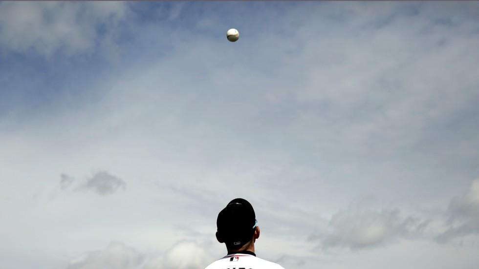ichiro suzuki is a baseball hitting machine but is still poetry in