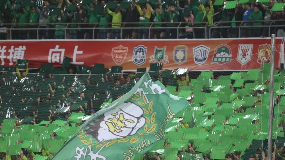 Chinese soccer ultras? It\'s a family affair in the Super League ...